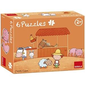"Goula (D53434) - ""Carla's Farm"" - 2 piezas"