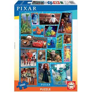 """Educa (18497) - """"Pixar"""" - 1000 piezas"""