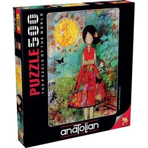 "Anatolian (3599) - Janelle Nichol: ""Let The Sun Shine in"" - 500 piezas"