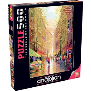 "Anatolian (3609) - Charles Pabst: ""Florence"" - 500 piezas"