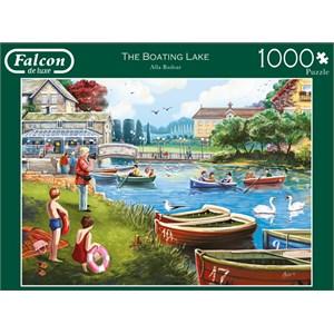 """Falcon (11252) - Alla Badsar: """"The Boating Lake"""" - 1000 piezas"""