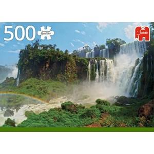"Jumbo (18522) - ""Iguazu Falls, Argentina"" - 500 piezas"