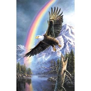 """SunsOut (28472) - James Meger: """"Eagle of Promise"""" - 1000 piezas"""