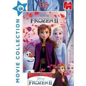"""Jumbo (19750) - """"Disney Frozen 2"""" - 50 piezas"""