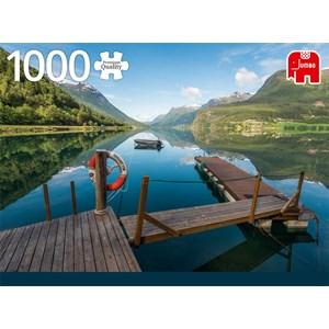 "Jumbo (18811) - ""Norway"" - 1000 piezas"
