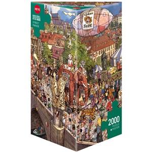"Heye (29926) - Doro Göbel: ""Street Parade"" - 2000 piezas"