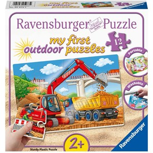 "Ravensburger (05073) - ""My First Puzzle"" - 12 piezas"