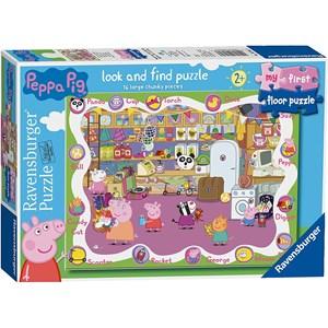 """Ravensburger (6961) - """"Peppa Pig"""" - 16 piezas"""