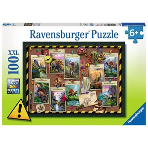 "Ravensburger (10868) - ""Dinosaur Collection"" - 100 piezas"