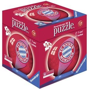 "Ravensburger (11857) - ""FC Bayern Munich"" - 54 piezas"