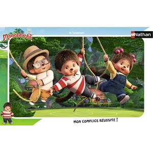 "Nathan (4005556861378) - ""Monchichi"" - 15 piezas"