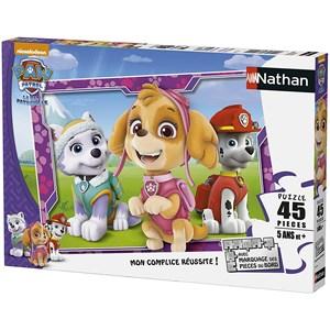 """Nathan (86533) - """"Paw Patrol"""" - 45 piezas"""
