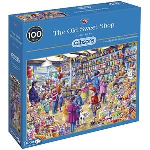 "Gibsons (G6274) - Tony Ryan: ""The Old Sweet Shop"" - 1000 piezas"
