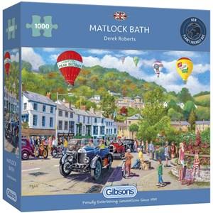 "Gibsons (G6280) - Derek Roberts: ""Matlock Bath"" - 1000 piezas"