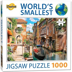 "Cheatwell Games (13985) - ""Venice Canals"" - 1000 piezas"