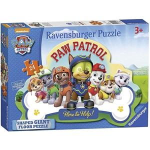 """Ravensburger (05536) - """"Paw Patrol"""" - 24 piezas"""