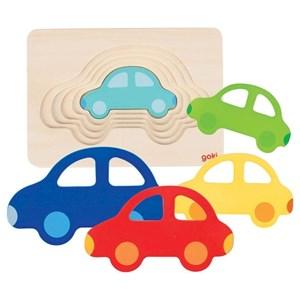 "Goki (57485) - ""Car"" - 5 piezas"