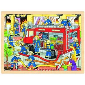 "Goki (57527) - ""Firefighting"" - 48 piezas"