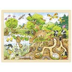 "Goki (57582) - ""Exploring Nature"" - 96 piezas"