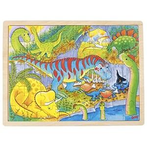 """Goki (57724) - """"Dinosaurs"""" - 48 piezas"""