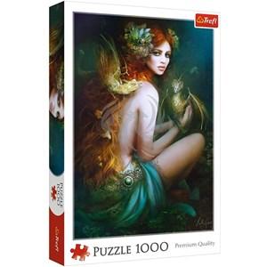 """Trefl (10592) - """"Friend of the dragons"""" - 1000 piezas"""