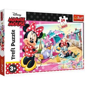 """Trefl (14292) - """"Minnie"""" - 24 piezas"""