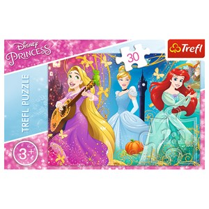 "Trefl (18234) - ""Disney Princess"" - 30 piezas"