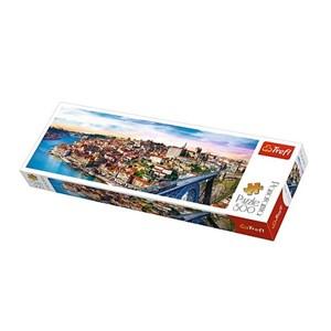 """Trefl (29502) - """"Porto, Portugal"""" - 500 piezas"""