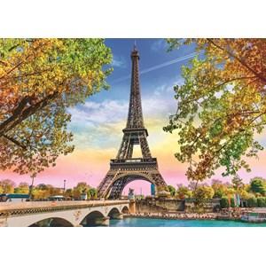 "Trefl (37330) - ""Romantic Paris"" - 500 piezas"