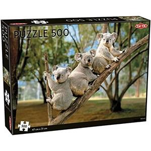 "Tactic (55253) - ""Koalas"" - 500 piezas"