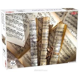 "Tactic (56237) - ""Scrolls of sheet music"" - 1000 piezas"