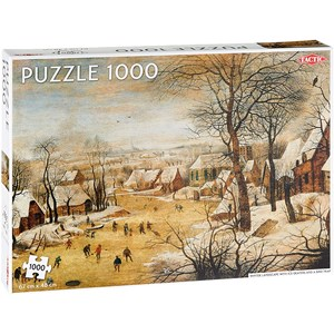 "Tactic (56242) - ""Winter Landscape"" - 1000 piezas"