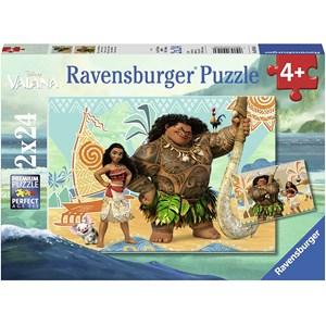 "Ravensburger (09156) - ""Disney Vaiana"" - 24 piezas"