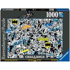 "Ravensburger (16513) - ""Batman"" - 1000 piezas"