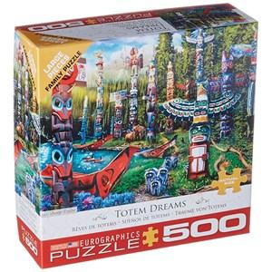 "Eurographics (6500-5361) - Jason Taylor: ""Totem Dreams"" - 500 piezas"