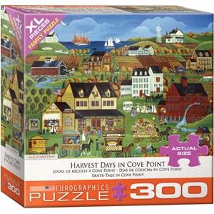 "Eurographics (8300-5389) - Carol Dyer: ""Harvest Days"" - 300 piezas"