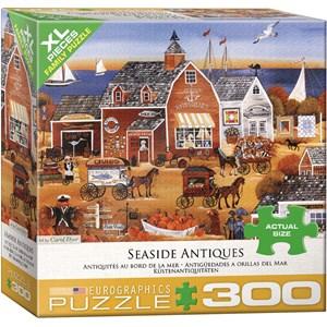 "Eurographics (8300-5390) - Carol Dyer: ""Seaside Antiques"" - 300 piezas"
