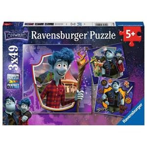 "Ravensburger (05091) - ""Onward"" - 49 piezas"