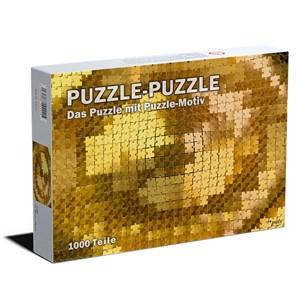 """Puls Entertainment (11111) - """"Puzzle-Puzzle"""" - 1000 piezas"""
