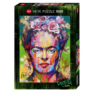 "Heye (29912) - ""Frida Kahlo"" - 1000 piezas"