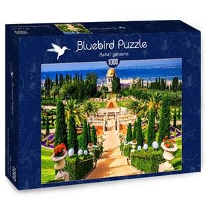 """Bluebird Puzzle (70265) - Adrian Chesterman: """"Bahá'í gardens"""" - 1000 piezas"""