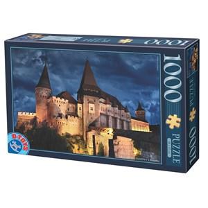 "D-Toys (74775) - ""Corvin Castle, Romania"" - 1000 piezas"