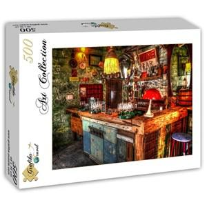 "Grafika (t-00842) - ""Ruin Bar in Budapest"" - 500 piezas"