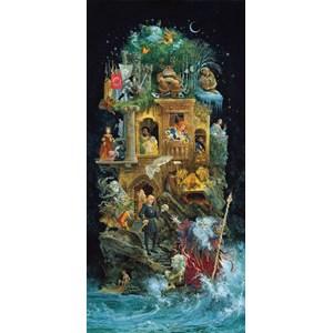 "SunsOut (67590) - James Christensen: ""Shakespearean Fantasy"" - 1000 piezas"