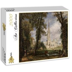 """Grafika (00401) - John Constable: """"John Constable, 1825"""" - 2000 piezas"""