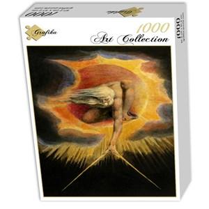 "Grafika (00524) - William Blake: ""Europe a Prophecy, 1794"" - 1000 piezas"
