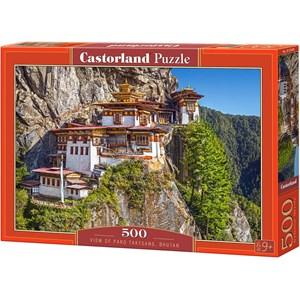 "Castorland (B-53445) - ""Paro Taktsang, Bhutan"" - 500 piezas"