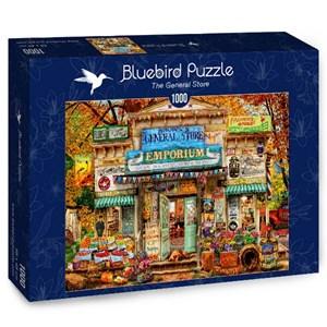"Bluebird Puzzle (70332) - Aimee Stewart: ""The General Store"" - 1000 piezas"