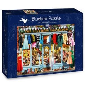 "Bluebird Puzzle (70338) - Garry Walton: ""The Clothing Emporium"" - 1000 piezas"