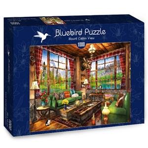"Bluebird Puzzle (70336) - Dominic Davison: ""Mount Cabin View"" - 1000 piezas"